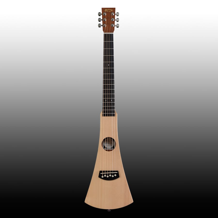 martin backpacker steel string acoustic guitar beau monde guitars. Black Bedroom Furniture Sets. Home Design Ideas