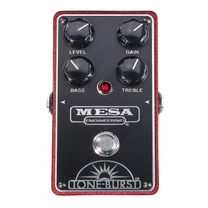 Mesa Boogie Tone-Burst Boost Overdrive