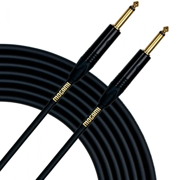 Mogami 6 Foot Gold Speaker Cable