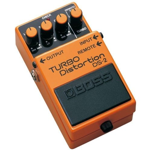 Boss DS-2 Turbo Distortion