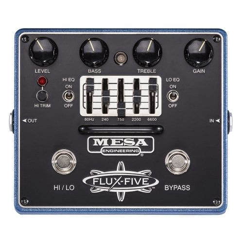 Mesa Boogie Flux-Five Overdrive EQ