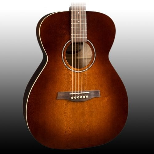 Seagull S6 Original Slim CH Burnt Umber