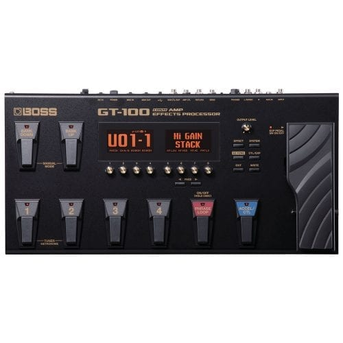 Boss GT-100 Multi-Effects Processor