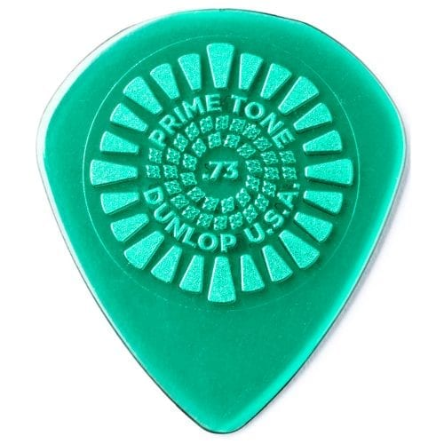 Dunlop .73mm Animals as Leaders Green Primetone Pick