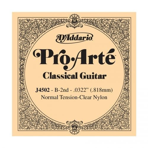 D'Addario J4502 Pro-Arte Single Classical Guitar String
