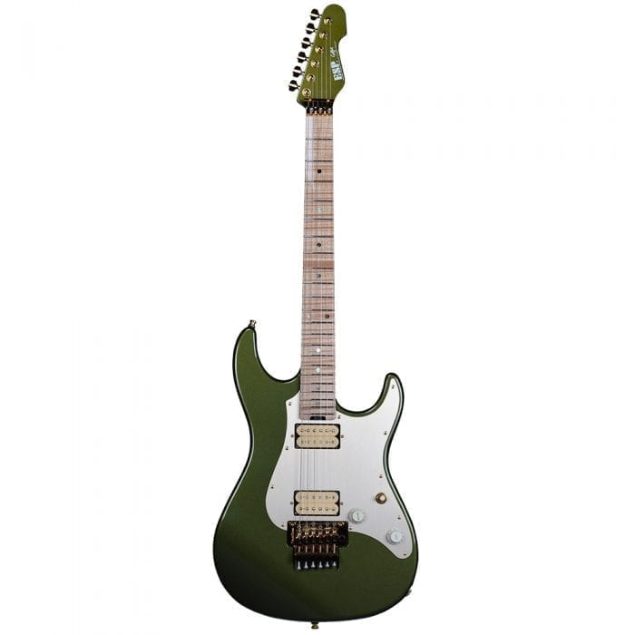ESP 2016 Limited Exhibition EXL Snapper FR Citron Green