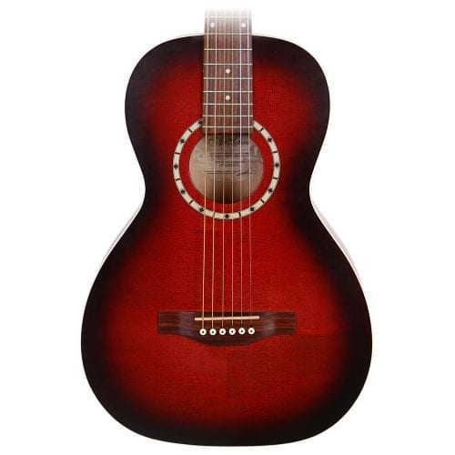 Art and Lutherie Ami Steel Cedar Burgundy