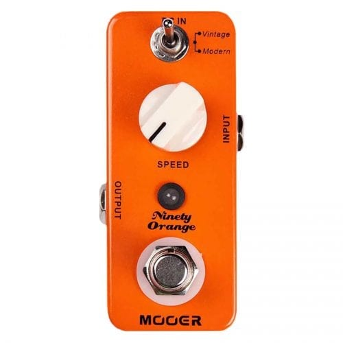 Mooer Ninety Orange Vintage Phaser