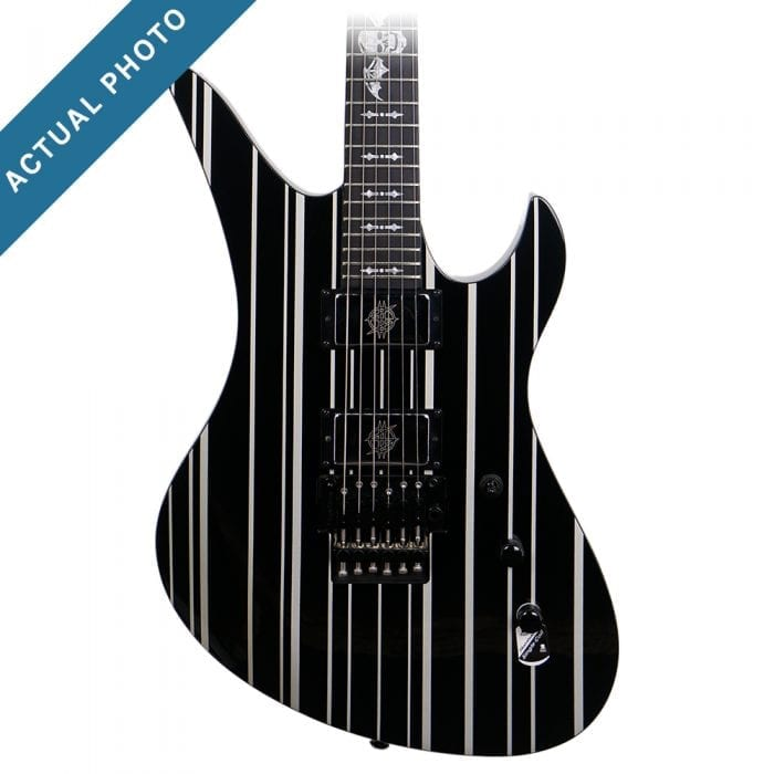 Schecter Synyster Custom Gloss Black