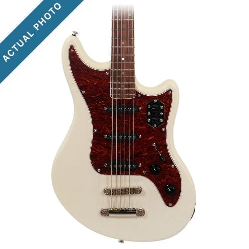 Schecter Hellcat VI Ivory Pearl