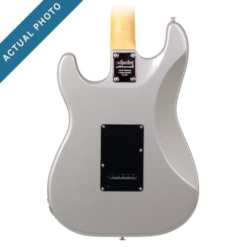 Schecter Nick Johnston Traditional Atomic Silver