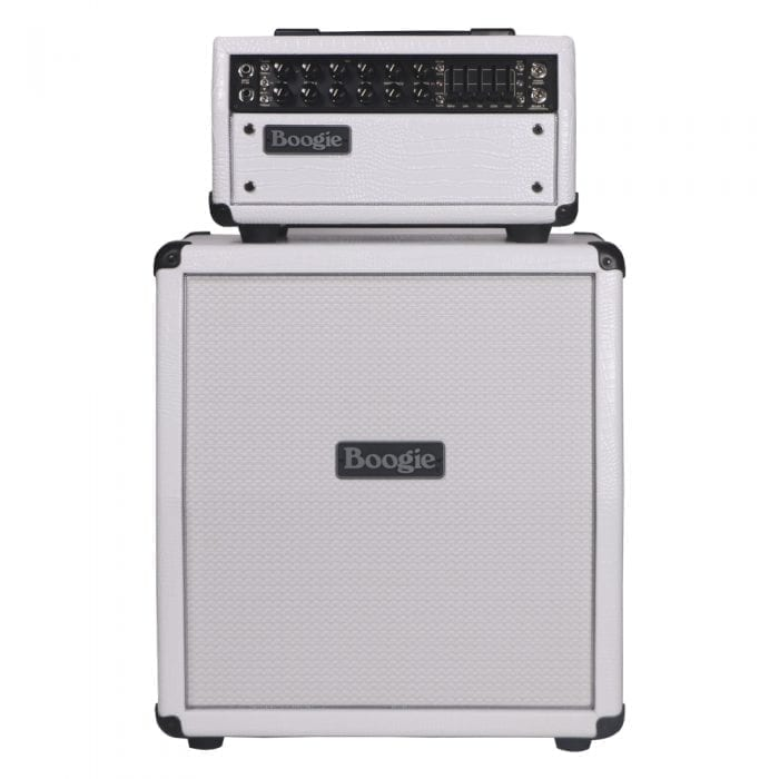 Mesa Boogie Mark V 25 White Croco Head