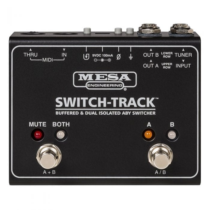 Mesa Boogie Switch Track