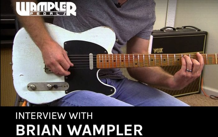 Talking Tone with Brian Wampler