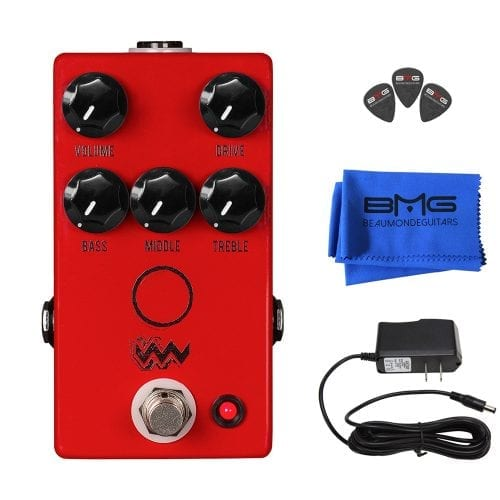 JHS Pedals Angry Charlie V3 Effects Pedal Bundle