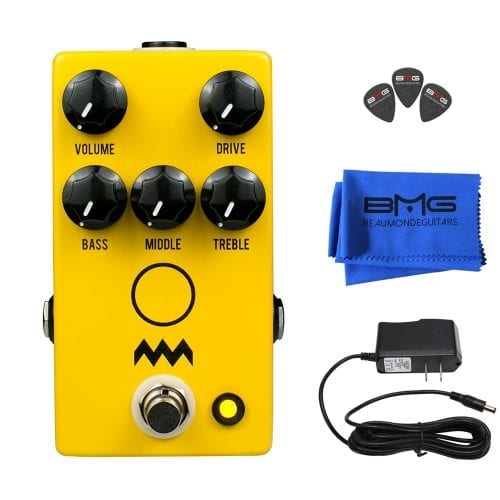 JHS Pedals Charlie Brown V4 Effects Pedal Bundle