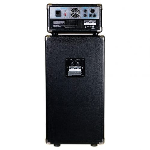 Used Ampeg SVT Micro Head and SVT 210AV Cabinet