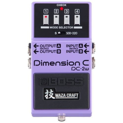 Boss DC-2W Waza Craft Dimension C