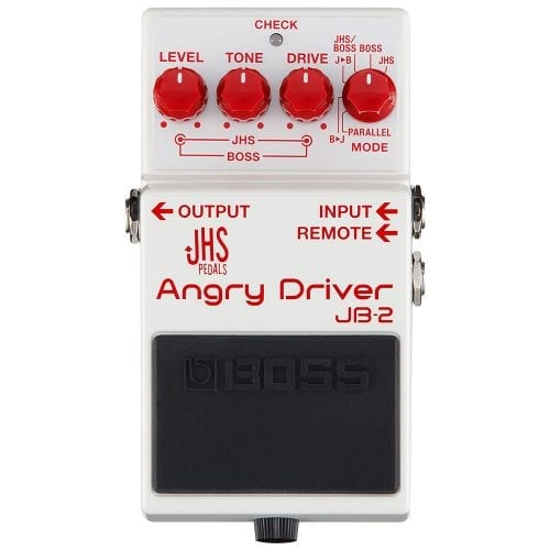 Boss JB-2 Angry Charlie Overdrive