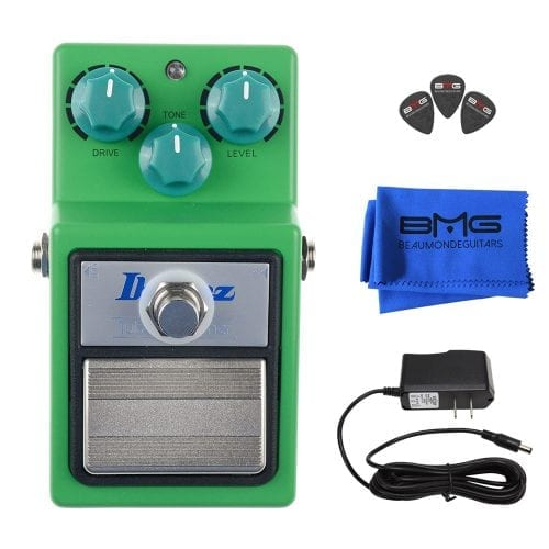 JHS Pedals TS9 Strong Mod Effects Pedal Bundle