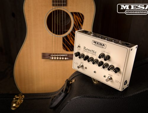 Mesa Boogie Rosette Acoustic DI-Preamp Review