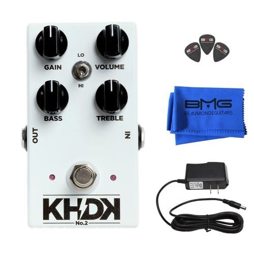 KHDK Electronics No 2 Clean Boost