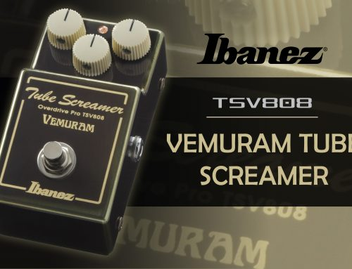 Ibanez TSV808 Vemuram Tube Screamer Review