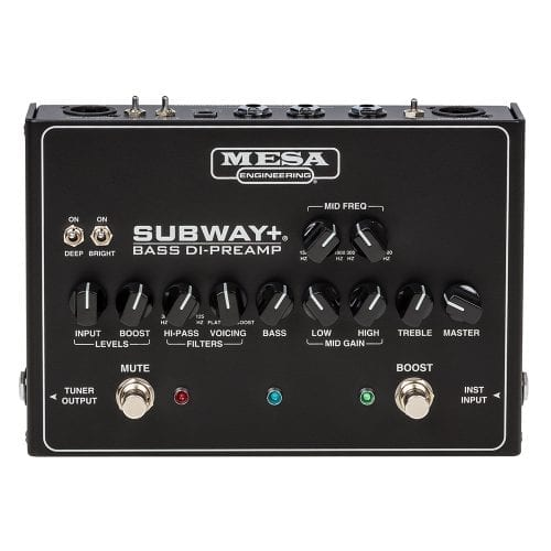 Mesa Boogie Subway D-800 Plus Preamp