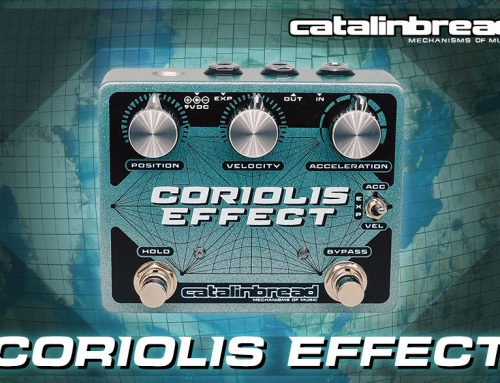 Catalinbread The Coriolis Effect Overview
