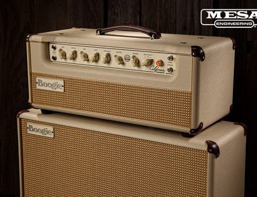 Mesa Boogie California Tweed Amplifier Overview