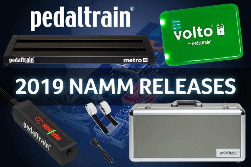 New Pedaltrain Products