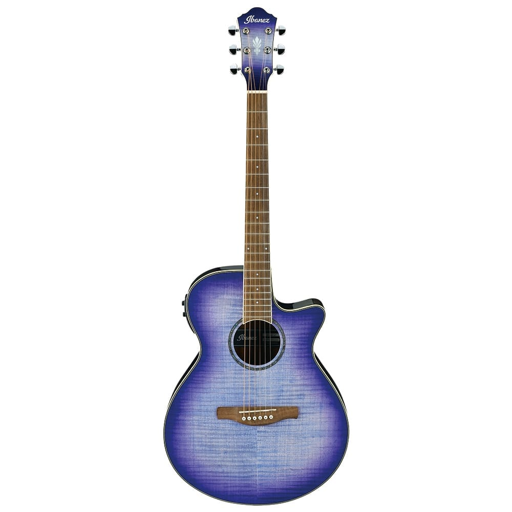 Ibanez AEG19IIPIB Purple Iris Burst Gloss