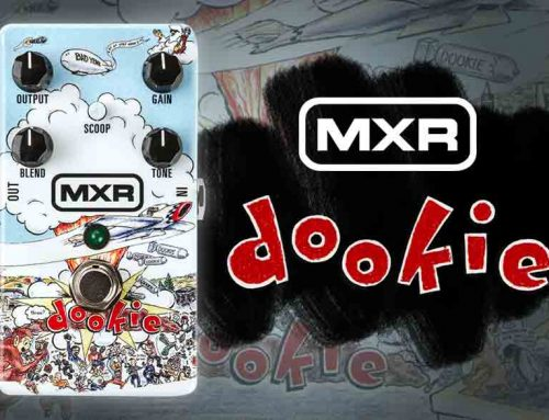 MXR Dookie Drive Overview