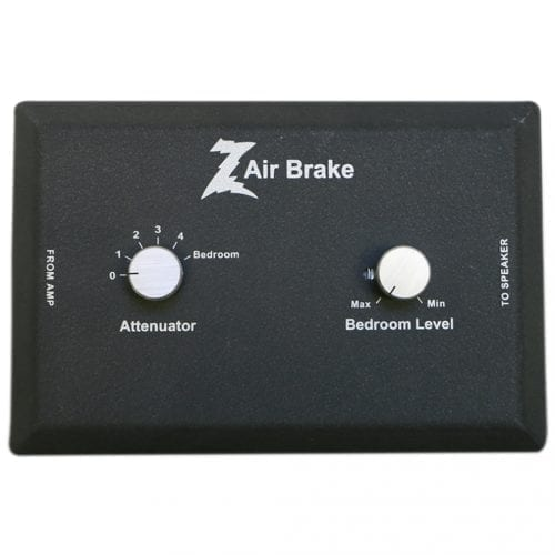 Dr. Z Z Air Brake Attenuator