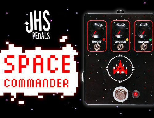 JHS Pedals Space Commander Overview
