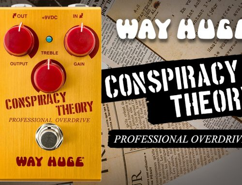 Way Huge Conspiracy Theory Overview