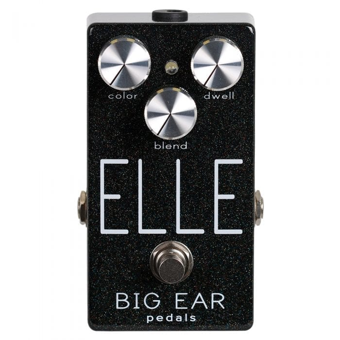 Big Ear Pedals Elle