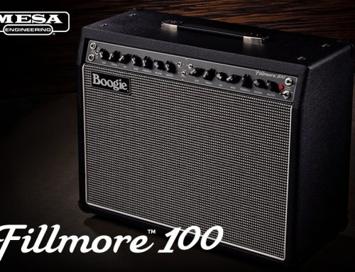 Mesa/Boogie Fillmore 100 Overview