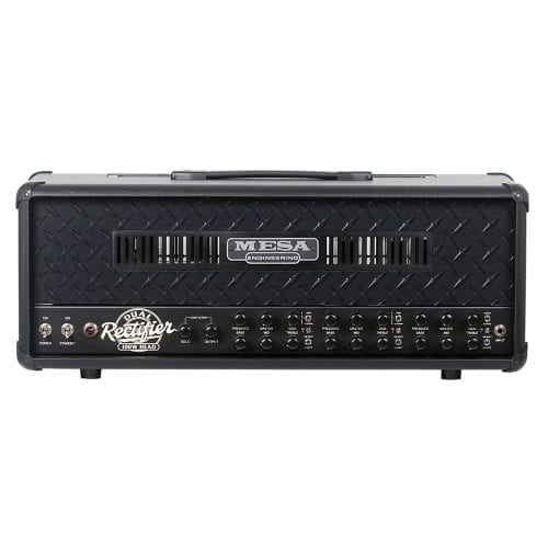 Mesa Boogie Dual Rectifier Blackout Head