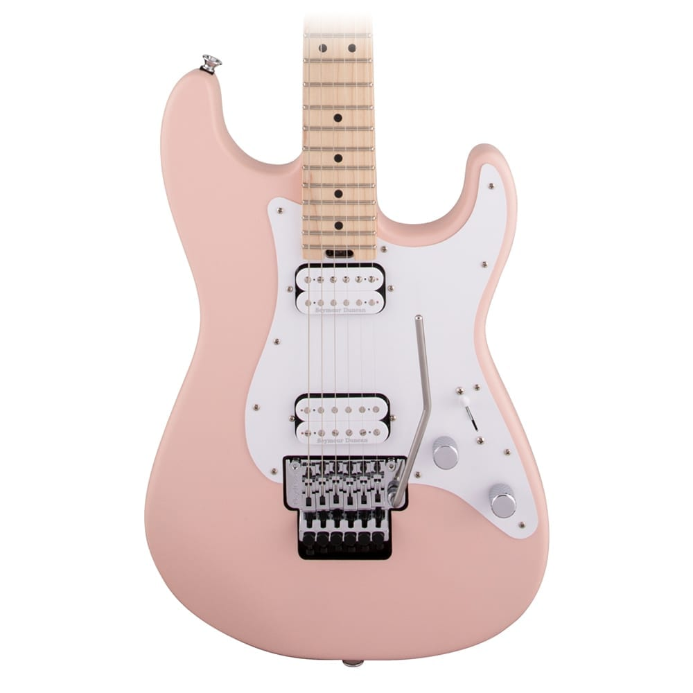 Charvel Pro Mod So-Cal Style 1 HH FR M Satin Shell Pink