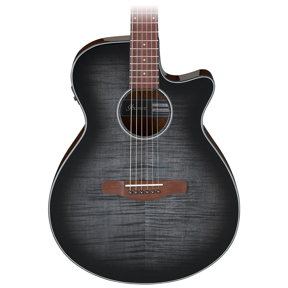 Ibanez AEG70TCH Transparent Charcoal Burst