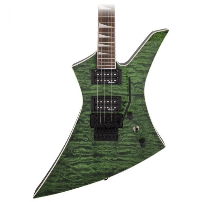 Jackson Kelly KEXQ Transparent Green