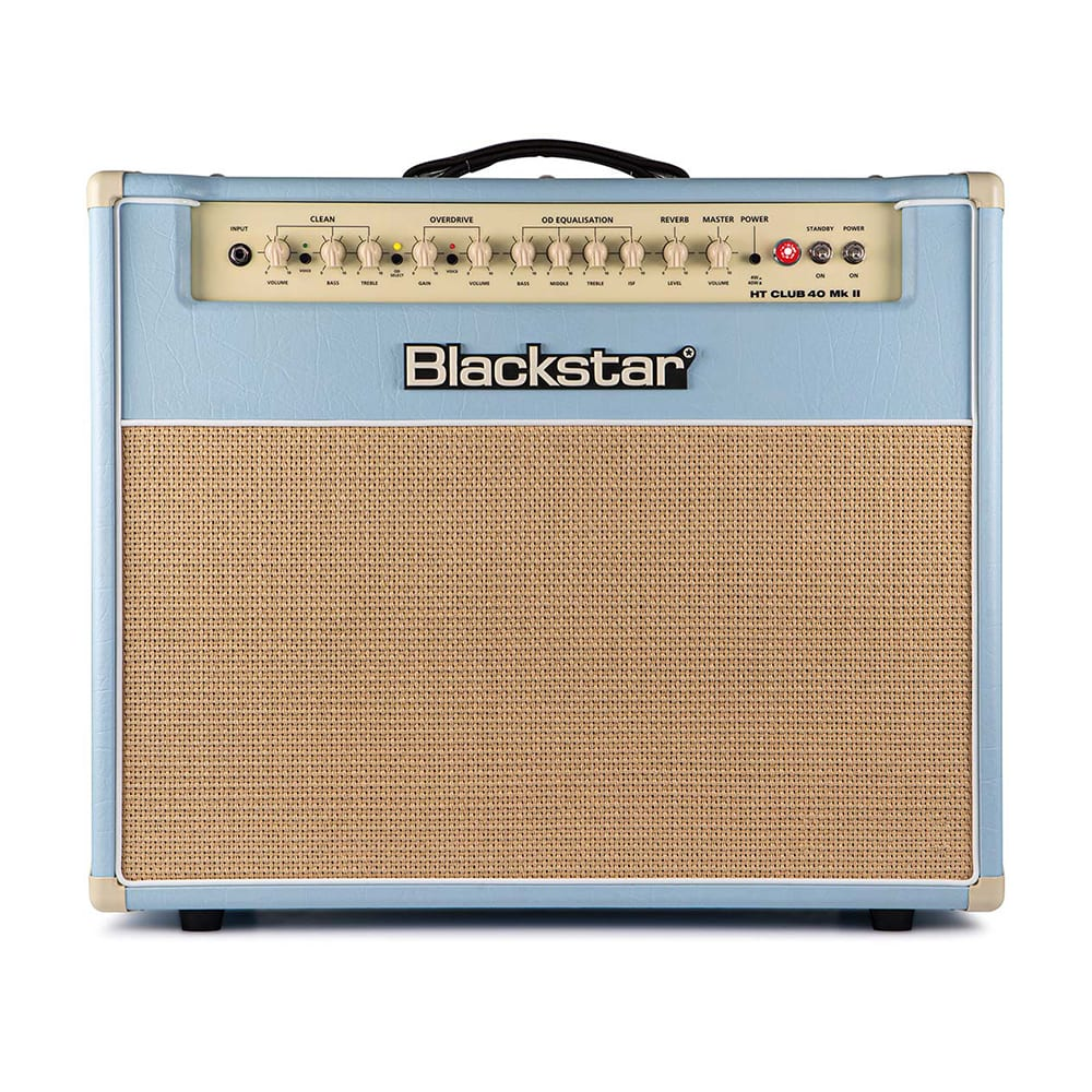 Blackstar HT Club 40 MK II Black & Blue