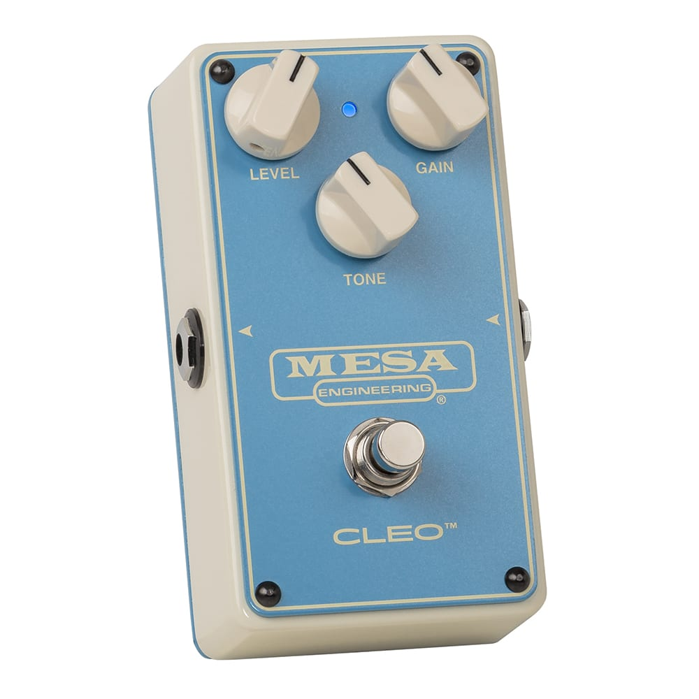 Mesa Boogie Cleo Transparent Boost Overdrive