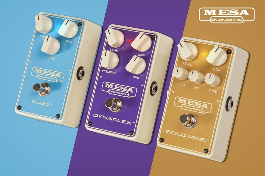 Mesa Boogie Overdrive Pedals