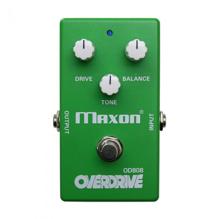 Maxon OD808 Keeley Mod Limited Edition 40th Anniversary