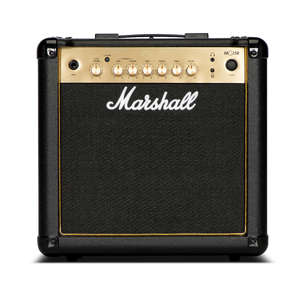 Marshall MG15R 15 Watt 1x8 Combo with Reverb