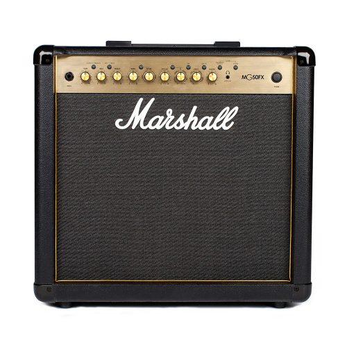 Marshall MG50FX 50 Watt 1x12 Combo with FX