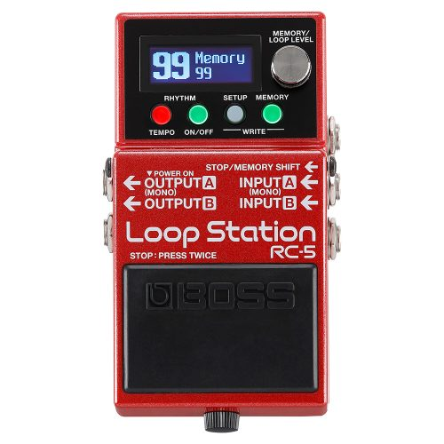 Boss RC-5 Loop Station