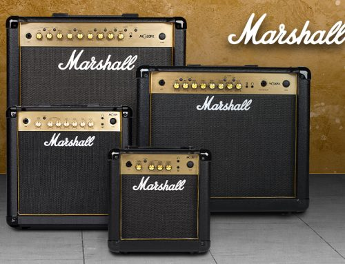 Marshall MG Gold Series Overview